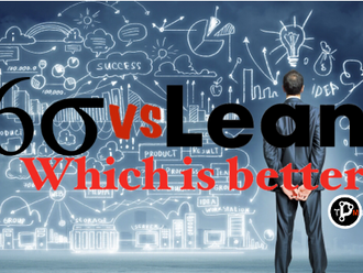 Six Sigma vs Lean - Which is Better?