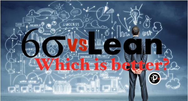 Six Sigma versus Lean