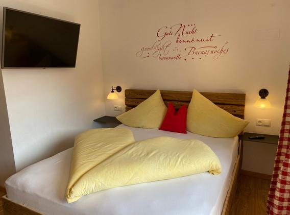 Sefferl's Schlafzimmer