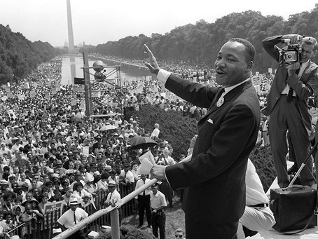 """""""Me First!"""" A Perspective on MLK Jr."""
