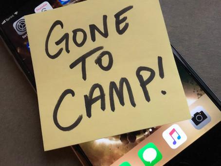 Born to Burst: The Camp Bubble