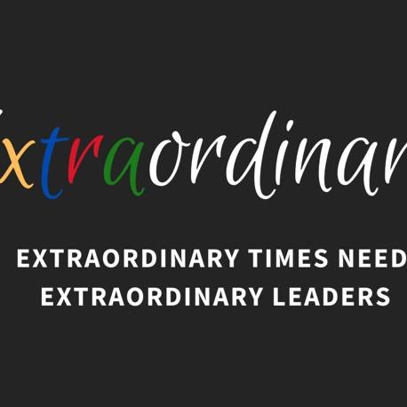 Convegno Extraordinary Event
