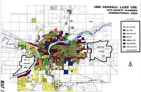 Great Falls Riverfront Master Planning Montana