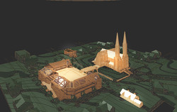 Cathedral of St. Helena Master Plan