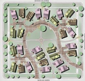 Northern Lights Condos Master Planning