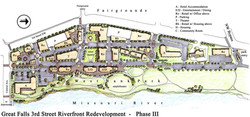 Great Falls Riverfront Development