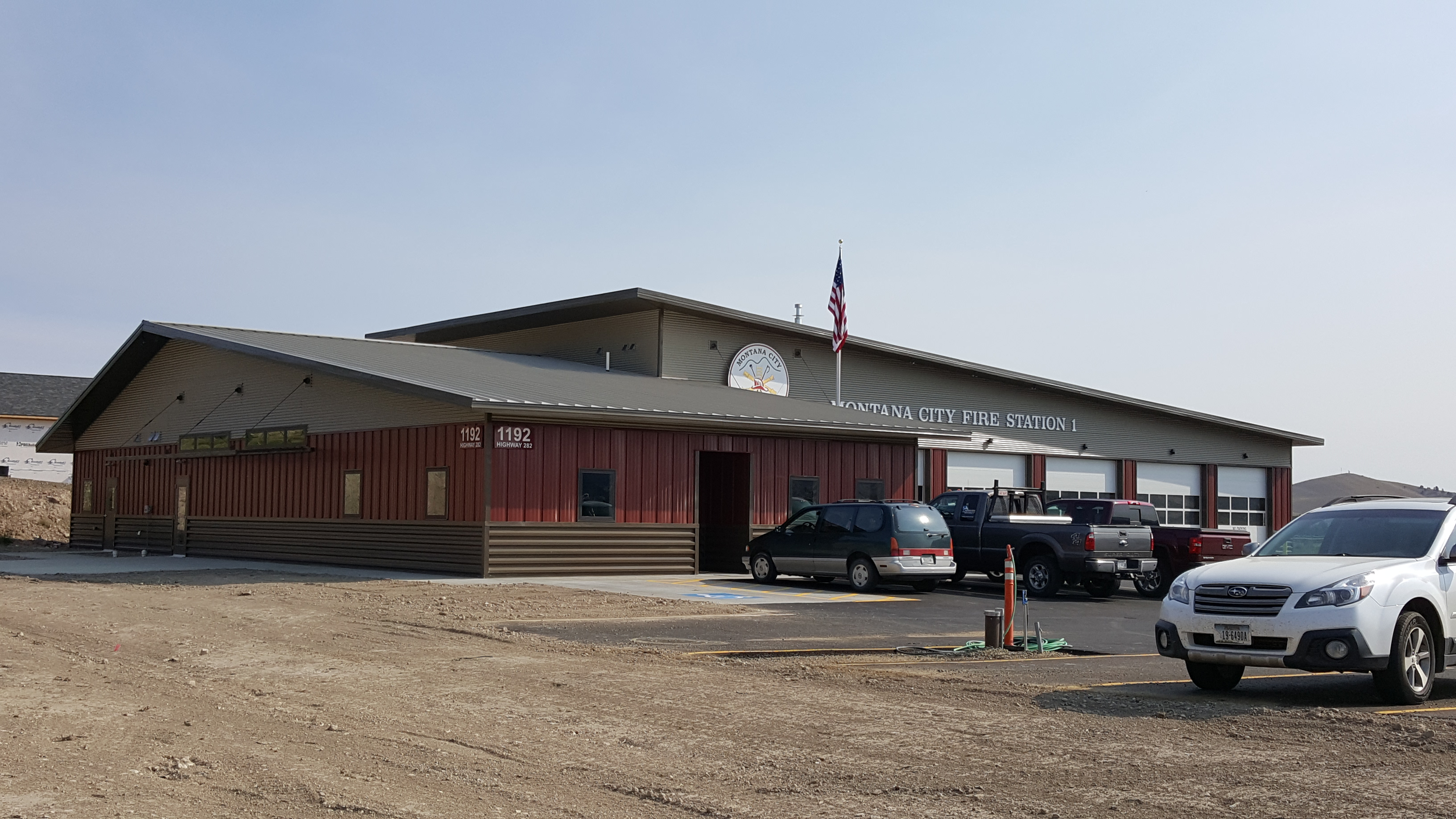 Montana City Fire Station #1