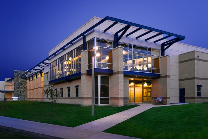 MSU Marga Hosaeus Fitness Center