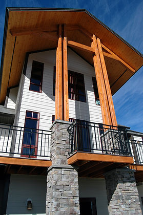 Hicks Residence Montana Vernacular