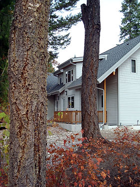 Montana Residential Architecture