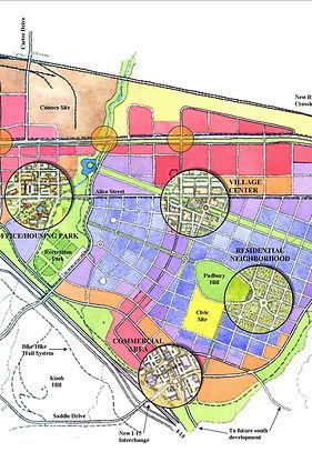 Helena Eastside Urban Planning Montana