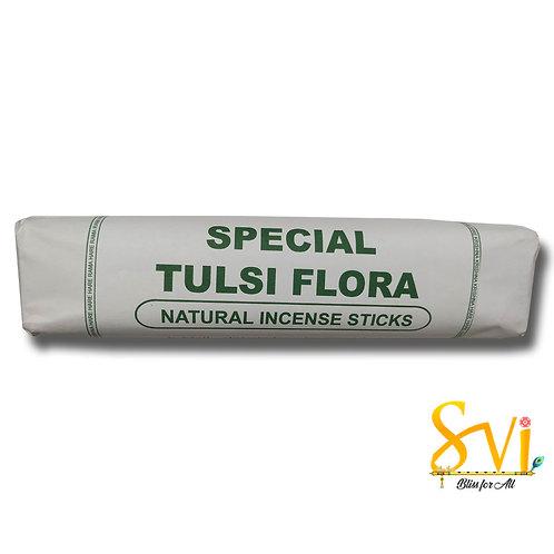 Special Tulsi Flora (Natural Incense Sticks) Net Weight 250 gms.