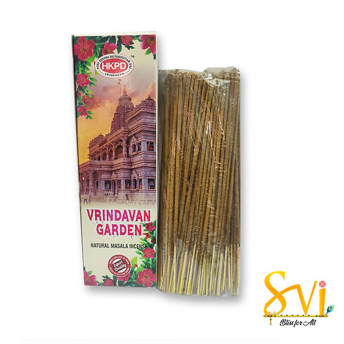 Vrindavan Garden (Natural Masala Incense) 200 grams