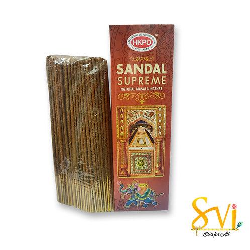 Sandal Supreme (Natural Masala Incense) 200 grams