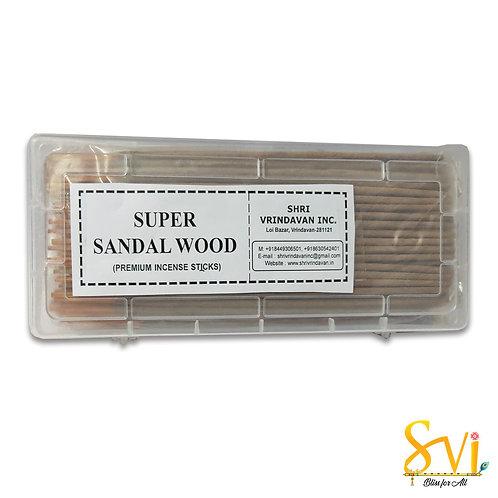 Super Sandal Wood (Premium Incense Sticks)