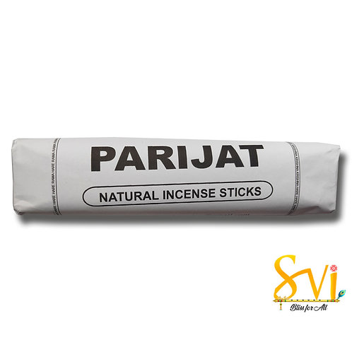 Parijat (Natural Incense Sticks) Net Weight 250 gms.