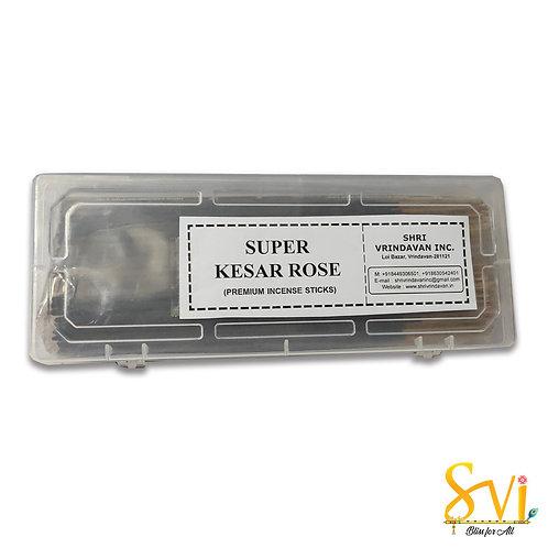 Super Kesar Rose (Premium Incense Sticks)