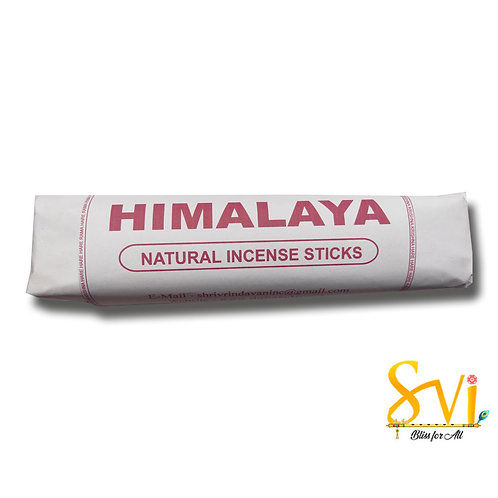 Himalaya (Natural Incense Sticks) Net Weight 250 gms.