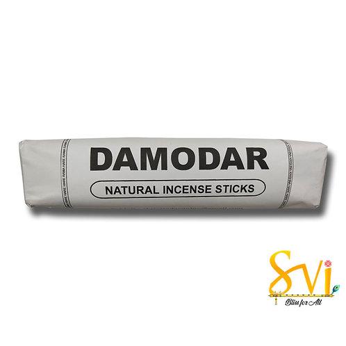 Damodar (Natural Incense Sticks) Net Weight 250 gms.