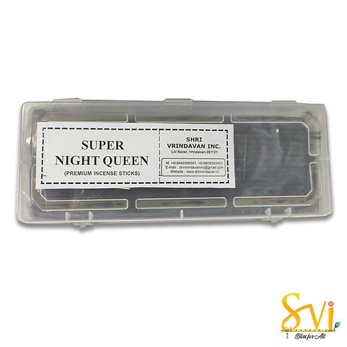 Super Night Queen (Premium Incense Sticks)