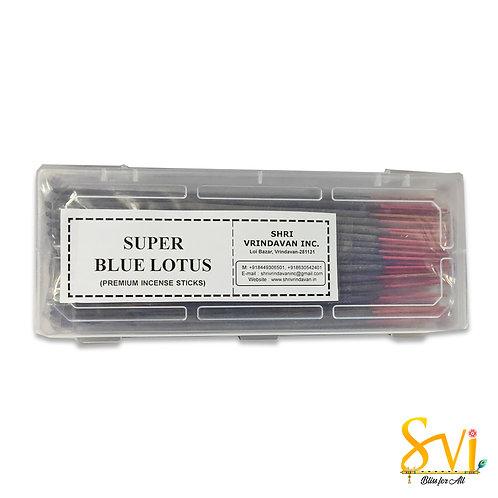 Super Blue Lotus (Premium Incense Sticks)