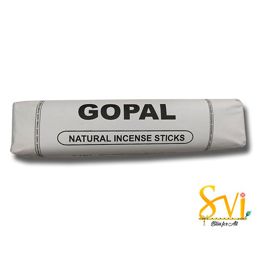 Gopal (Natural Incense Sticks) Net Weight 250 gms.