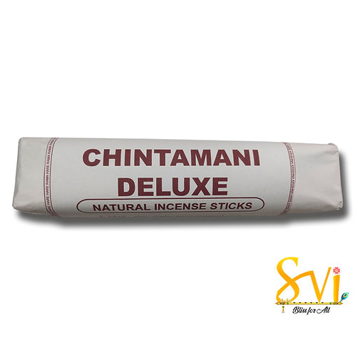 Chintamani Deluxe (Natural Incense Sticks) Net Weight 250 gms.