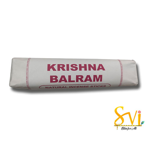 Krishna Balram (Natural Incense Sticks) Net Weight 250 gms.