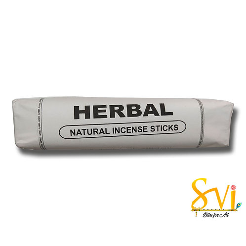 Herbal (Natural Incense Sticks) Net Weight 250 gms.