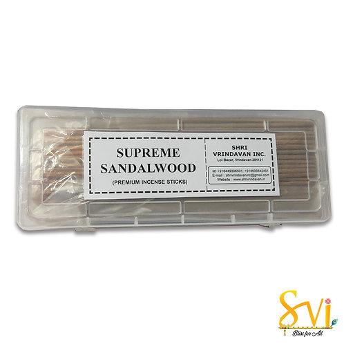 Supreme Sandal Wood (Premium Incense Sticks)