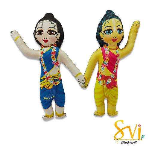 Gauranga Nityanand Doll Deities