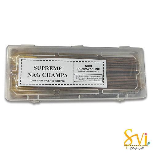 Supreme Nag Champa (Premium Incense Sticks)