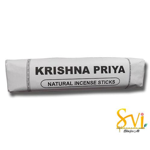 Krishna Priya (Natural Incense Sticks) Net Weight 250 gms.