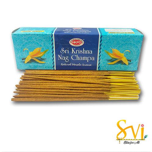 Sri Krishna Nag Champa (Natural Masala Incense) 250 grams