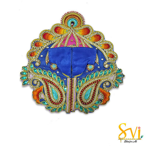 Laddoo Gopal Outfit (Royal Blue)