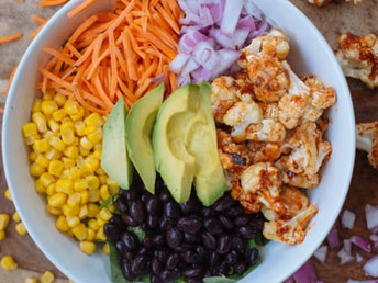 Recipe: bbq cauliflower salad