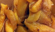 Recipe: Microwaved Apples