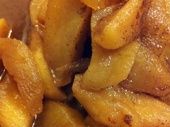 Recipe: Microwaved Apples