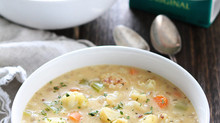 recipe: cauliflower chowder
