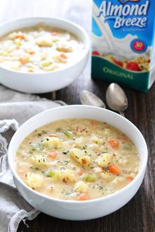 recipe: cauliflower chowder
