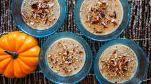 Recipe: shakeology pumpkin pie chia pudding