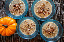 Recipe: shakeology pumpkin pie chia pudding