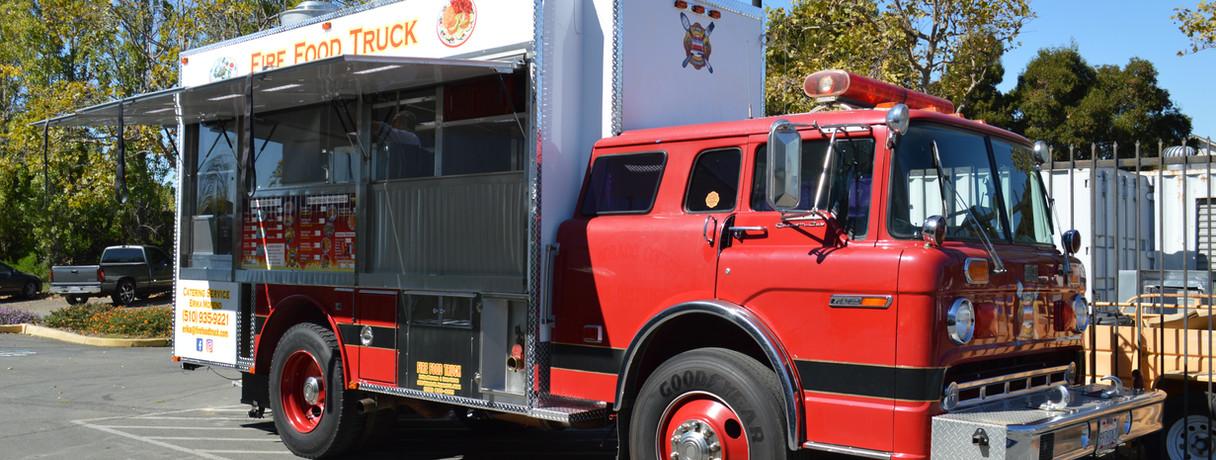 FIRE FOOD TRUCK