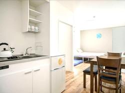 每房均有小廚房