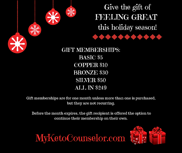 Give the gift of HEALTH this holiday sea