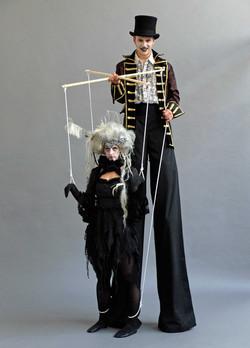 Gothic puppet master walka Gothic 5L