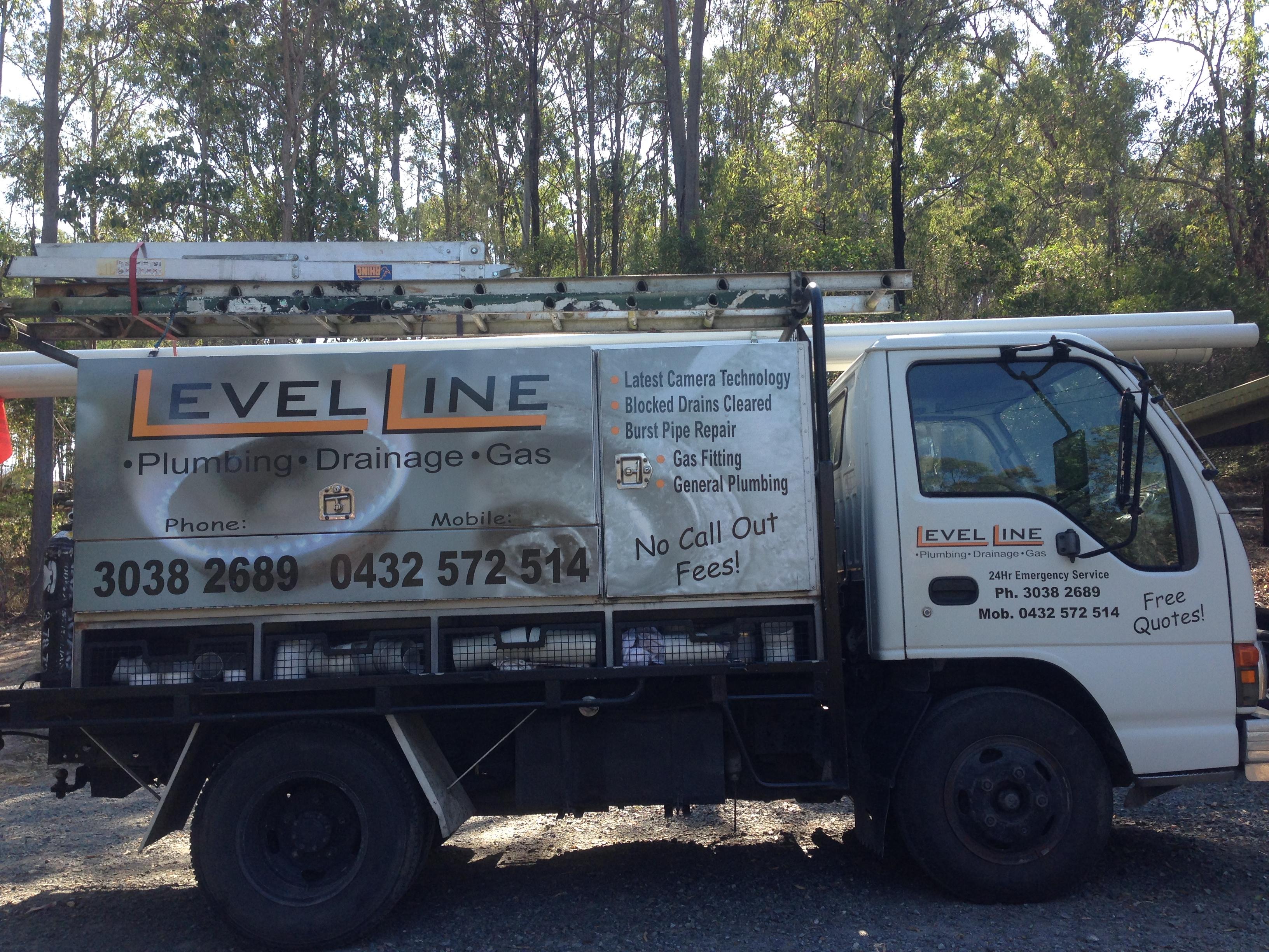 Level Line Plumbing, Plumber Logan