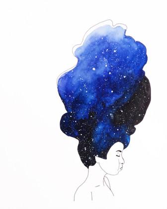 Galaxy Girl Wanda