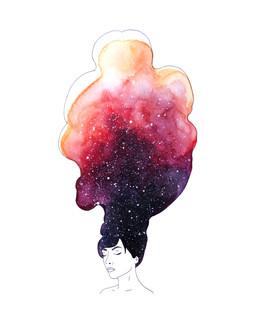 Galaxy Girl Lydia