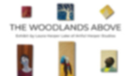 FB Banner for The Woodlands Above Poster